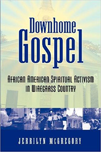 Downhome Gospel book cover image