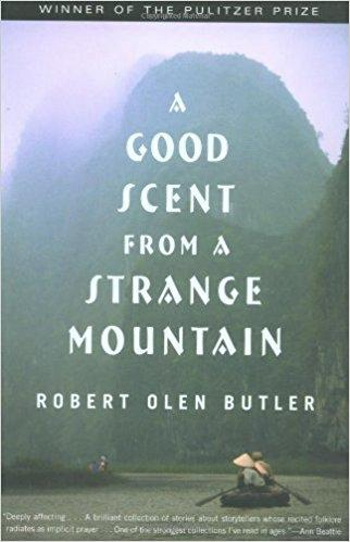 A Good Scent from a Strange Mountain book cover image