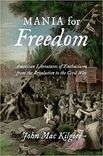 Mania for Freedom book cover image